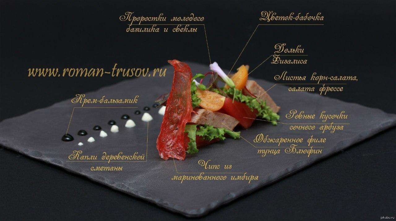 Рецепты банкетных блюд от шеф поваров